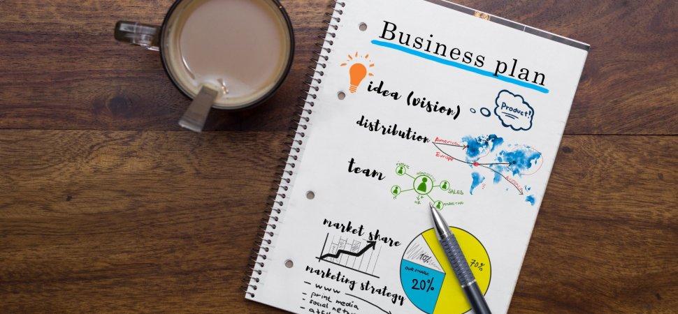9 Komponen yang Mempermudah Pembuatan Business Plan